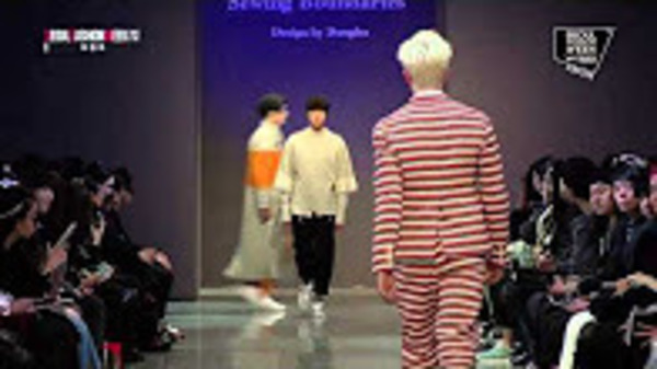 "SEWINGBOUNDARIES 15FW Collection ""DO YOU REMEMBER..?"""